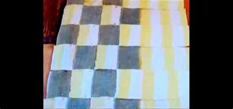 How to Make a bath rug out of towels with Threadbanger « Interior Design :: WonderHowTo