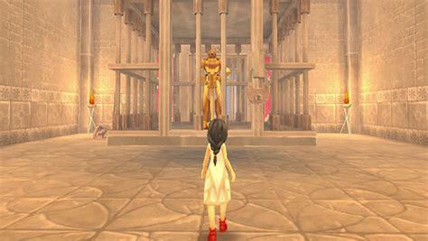 girl   robot coming  playstation  gematsu