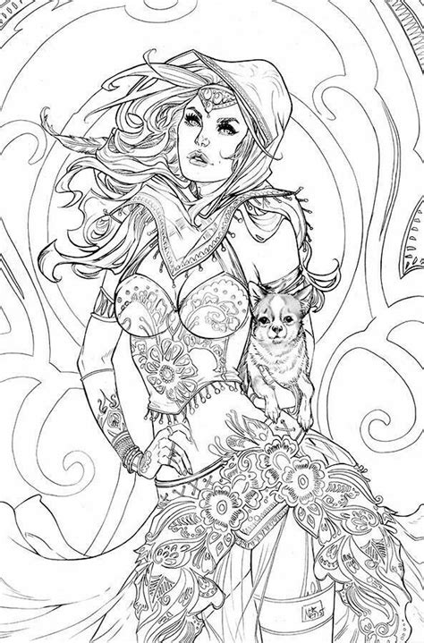 Pin by Dustin Wisdom on Color page | Adult coloring book
