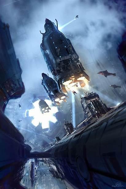 Sci Fi Wallpapers Concept Halo Desktop Scifi