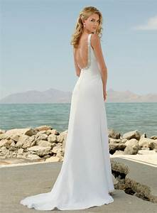 Very cheap wedding gowns sang maestro for Affordable beach wedding dresses