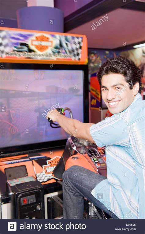 Video Arcade Game Stock Photos And Video Arcade Game Stock