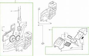 Gaggia Syncrony Digital Parts Diagram 01 E003 038 Ed U00b03