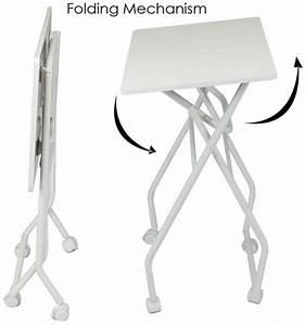 folding table with wheels – ChoozOne