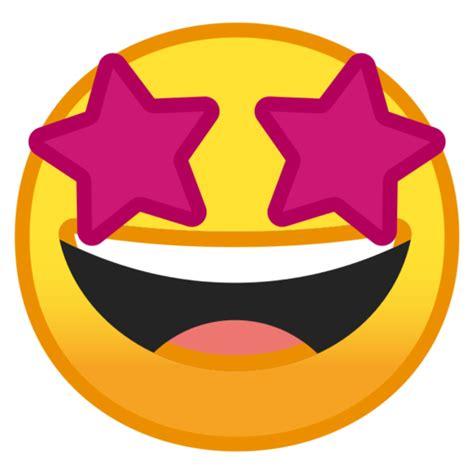 sonriendo  estrellas emoji