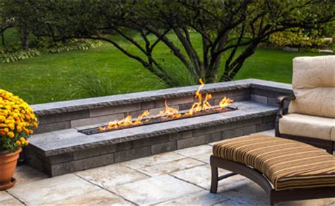 Unilock Fireplace Dimensions - lineo dimensional superior fireplace