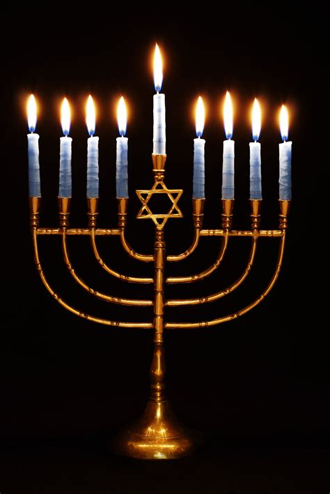 chabad candle lighting to all my followers that celebrates hanukkah evening