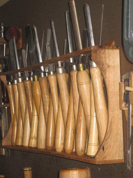 lathe chisel rack  blue  lumberjockscom