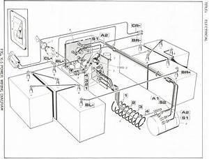 1984 Ezgo Marathon Resistor Wiring Diagram