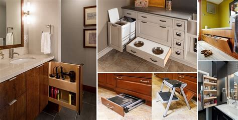 10 Smart Hidden Storage Solutions You'll Wish You Had At