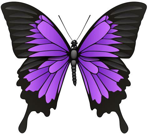 Purple Clipart Purple Butterfly Clip Cliparts