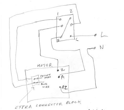 single phase motor wiring model engineer