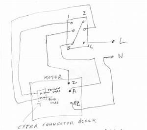 Single Phase Motor Wiring