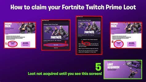fortnite twitch prime skins fortnite battle royale