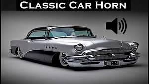 Classic Car Horn Sound Effect