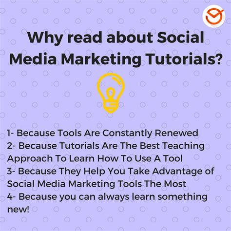 Learn Social Media Marketing by The Best Tutorials To Learn About Social Media Marketing