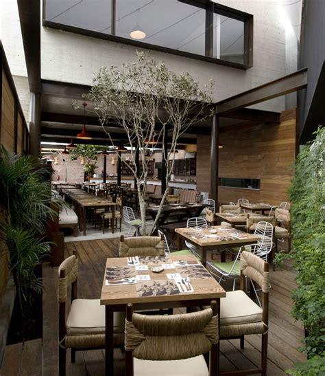 restaurant kitchen interior design restaurant with large open garden 4787