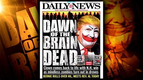 Trump Slams 'Worthless' New York Daily News After It ...