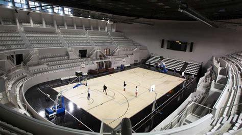 avant inauguration l histoire du palais des sports de bordeaux en images sud ouest fr