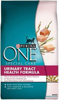best cat food for urinary health purina one urinary tract health formula cat food petflow