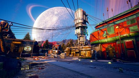 The Outer Worlds Locks Down a Steam Release Date | News ...