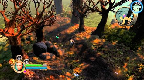 dungeon siege hd dungeon siege 3 hd gameplay