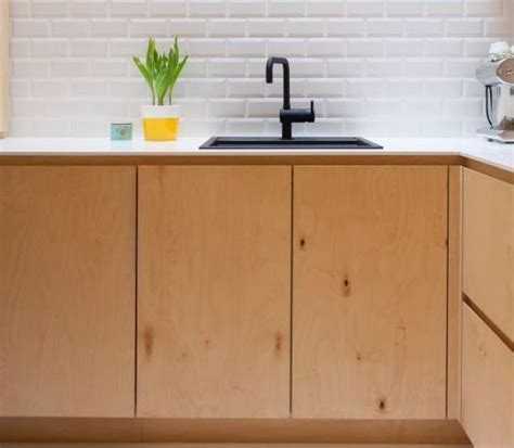 solid plywood kitchen cabinets 1000 ideas about birch cabinets on walnut 5603