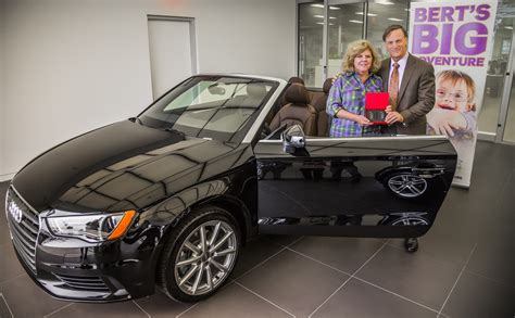 Jim Ellis Audi by Jim Ellis Audi Atlanta Sells Out Audi A3 Cabriolet Raffle