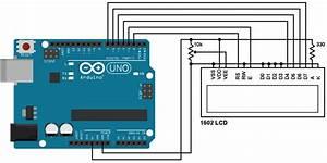 Arduino Lcd Example
