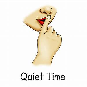 QT………..( QUIET TIME) | STAND OUT