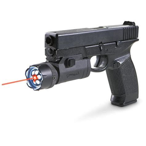 Walther Night Force Air Gun Laser Light Combo 157049