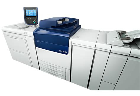 Xerox Versant 80 Press: Automated Color Publishing