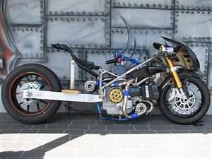 Ducati 749r Twinturbo Dragbike - Ducati Ms