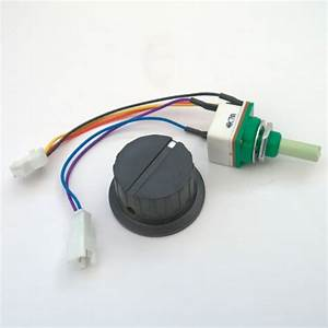Switch    Potentiometer For Trooper T5  U0026 Powerbug Mk1