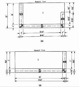 Plan View Of The Roof Sections Of The Dining Hall Over A