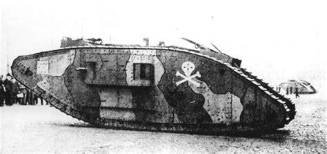 Beutepanzer British Mk Iv
