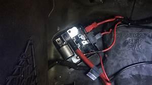 2000 Cl500 Mercedes Benz Alternator Not Charging Battery