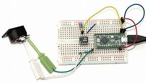 Midi To Usb Adapter With Teensy Lc