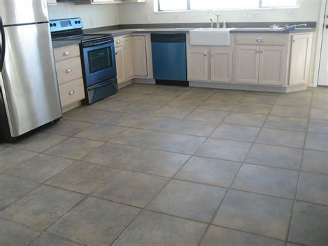 tiled kitchen floors the pros cons of ceramic flooring for your kitchen 2787