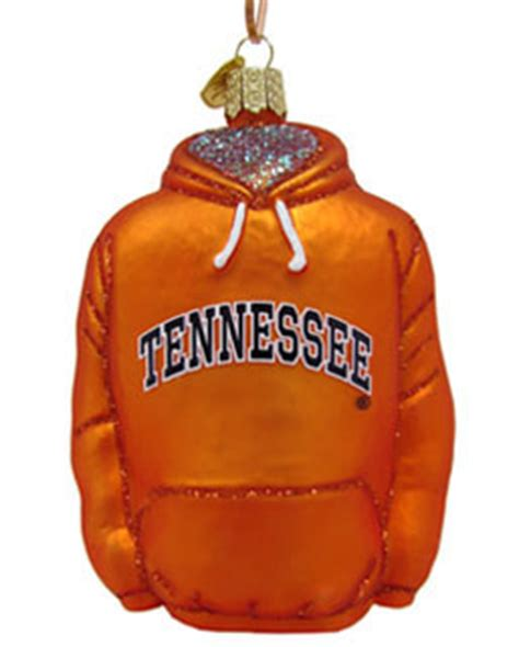 university of tennessee christmas ornament college and