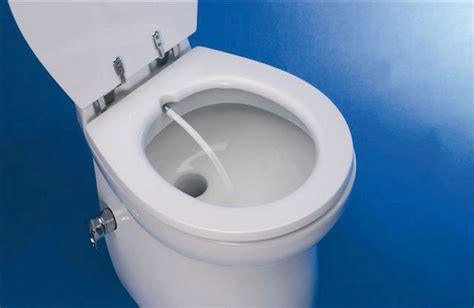 Toilet Bowl With Bidet by Matromarine Products Bidet Mixer For Deluxe Toilet