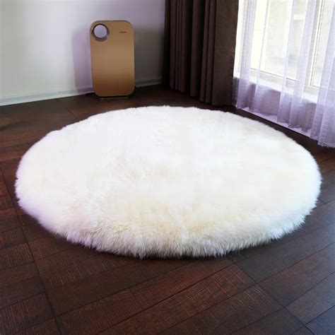 buy big  shaped cm real sheepskin