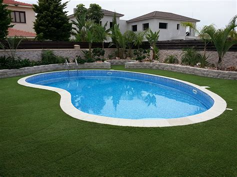 picture of pool v pools 4 you ltd kidney shape pool with liner