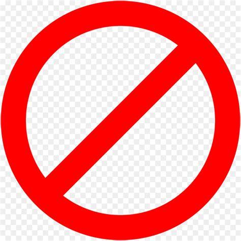 No Circle Clipart Circle Transparent Clip Art