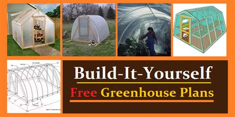 how to blueprints for a house greenhouse plans free diy projects construct101