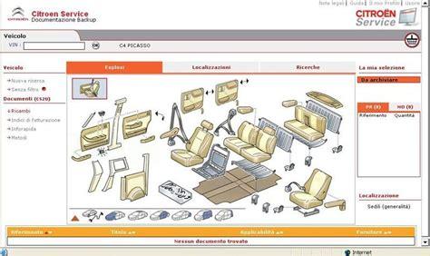 Citroen Service by Citroen Workshop Service Manual Xantia C5 X7 Ds5 Xm C6