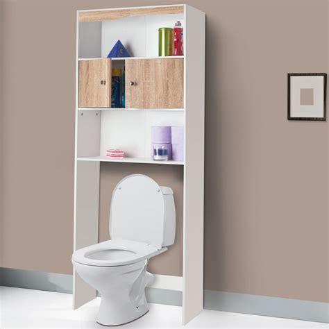 porte de placard cuisine brico depot meuble étagère dessus wc coloris hêtre meubles et aménagement