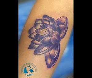 Fleur Lotus Tatouage : tatouage fleurs autres graphicaderme ~ Mglfilm.com Idées de Décoration