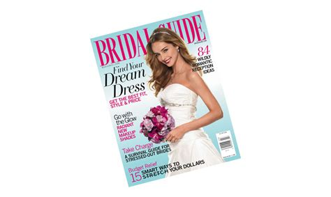 Get A Free Subscription To Bridal Guide Magazine!