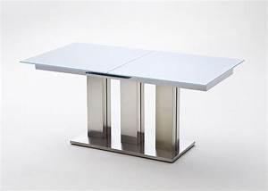 Esstisch Aus Glas : beistelltisch glas chrom eckig ~ Whattoseeinmadrid.com Haus und Dekorationen
